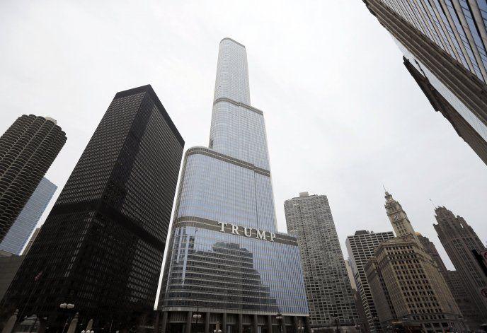 Chicago: Agencia fiscal determina devolver impuestos a Trump