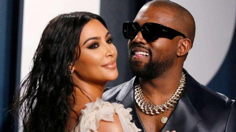 Kim Kardashian dejó claro que está lista para iniciar una nueva vida sin Kanye West