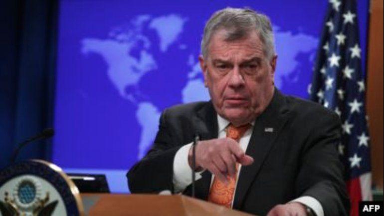 Michael Kozak denuncia desinformación por parte del régimen de Maduro