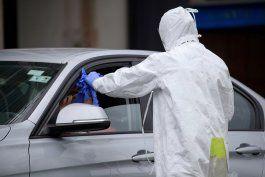 el departamento de salud reporta una muerte adicional y 226 casos confirmados por covid-19