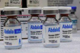 venezuela comenzara vacunacion de ninos de 12 anos en adelante con la vacuna abdala