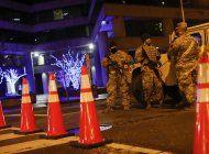 fbi revisara a tropas ante temores de ataque interno a biden