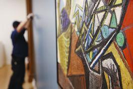 El Bellagio expone 11 Picassos antes de subasta en Las Vegas